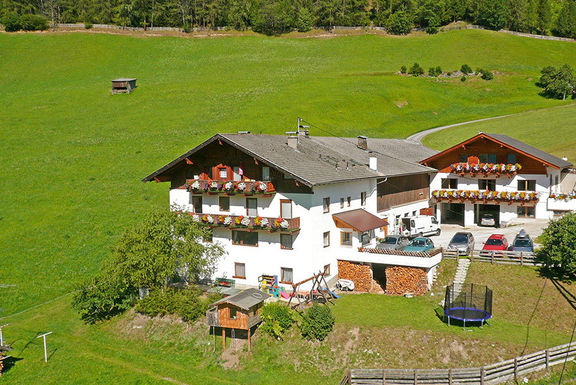 Our farm, Omesberger Hof in Neustift – a holiday in the Stubai Valley in Tyrol